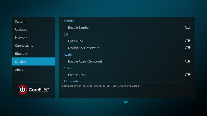 Picture-2-CoreELEC-setting-screen