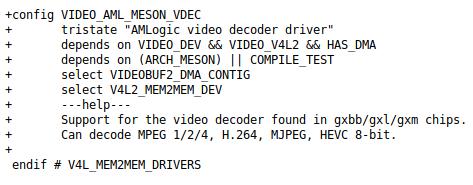 Amlogic Open Source Video Decoder Driver Coming Soon