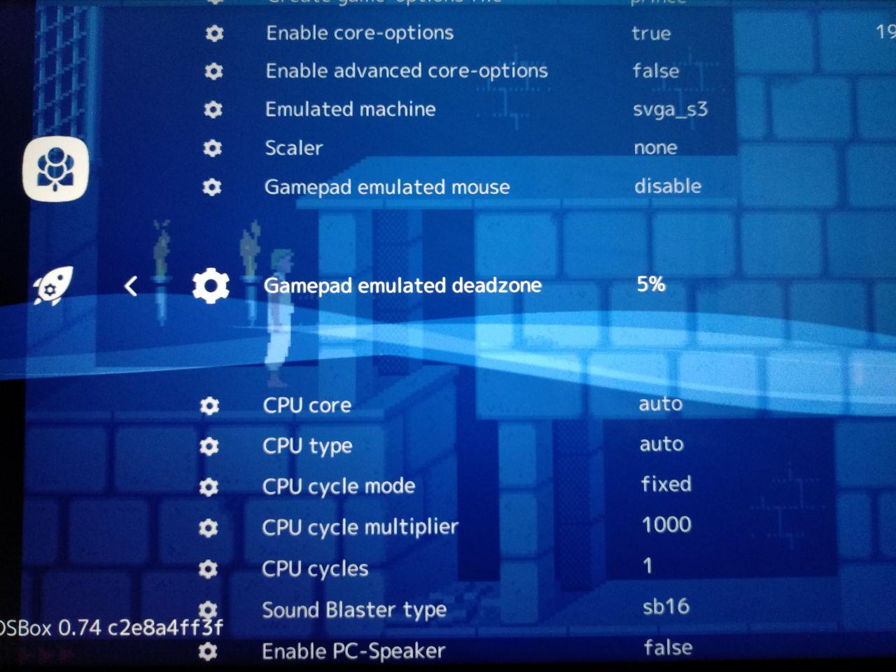 Sx05RE: Retro Emulation Kodi Addon for CoreELEC, released